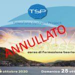 ANNULLATO Corso  Postura e Benessere a Serpiano (CH)<br>24 e 25 Ottobre 2020