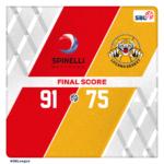 La Spinelli domina il Derby contro i Lugano Tigers